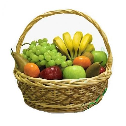 Купить на заказ Заказать Корзина с фруктами 4 с доставкой по Жескасгану с доставкой в Жезказгане