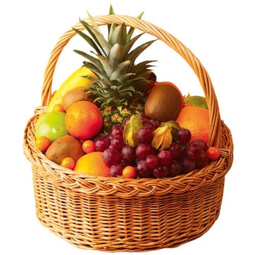 Купить на заказ Заказать Корзина с фруктами 2 с доставкой по Жескасгану с доставкой в Жезказгане