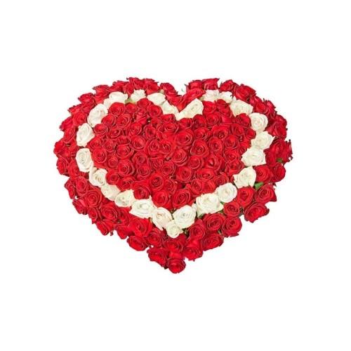 Купить на заказ Заказать Сердце 7 с доставкой по Жескасгану с доставкой в Жезказгане