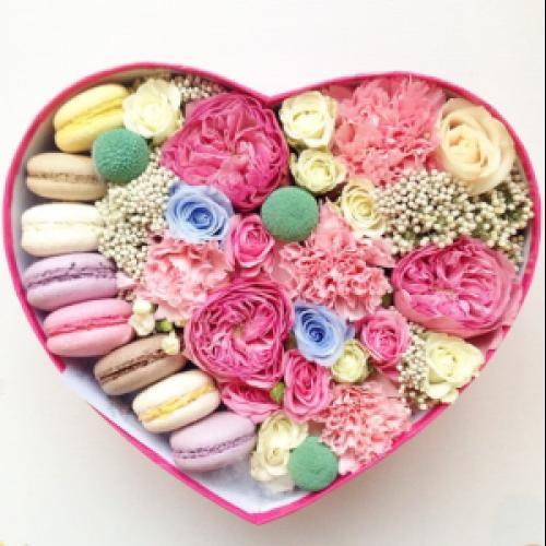 Купить на заказ Заказать Сердце 8 с доставкой по Жескасгану с доставкой в Жезказгане