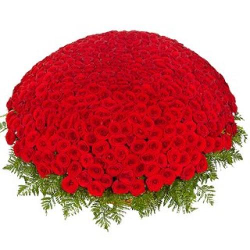 Купить на заказ Заказать 301  роза с доставкой по Жескасгану с доставкой в Жезказгане